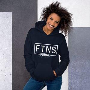 Black FTNS Hoodie
